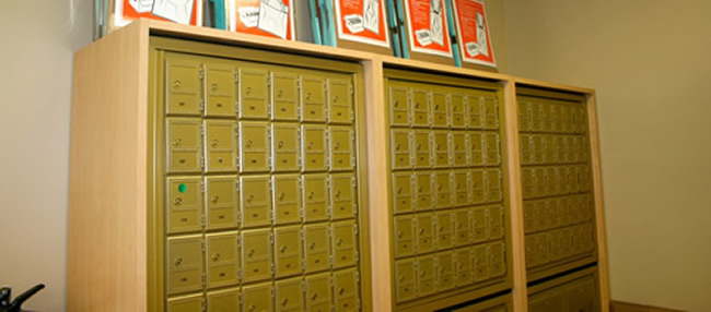 po boxes with real addresses 1